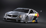 Cadillac CTS-V Coupe Race Car Revealed Ahead of Detroit Auto Show Debut