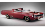 Very First Dodge Charger Headed to Auction