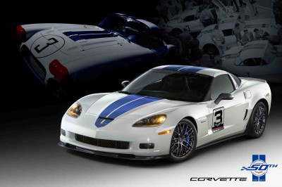 50th Anniversary of Corvette's First Participation at Le Mans