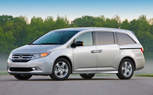 2011 Honda Odyssey Earns Best-Possible 5-Star Overall Vehicle Score in New Crash Test Ratings