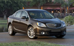 2012 Buick Verano Brings Old Man Brand to a New Demographic With First Ever Compact