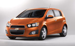 Detroit 2011: 2012 Chevrolet Sonic Hatchback and Sedan World Premiere