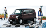 2012 Suzuki MR Wagon is the World's Cutest Box on Wheels