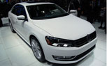 Detroit 2011: 2012 Volkswagen Passat Takes the Stage [Video]
