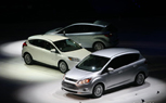 Detroit 2011: Ford C-Max Marks Company's Return To Minivan Segment