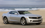 2012 Chevy Camaro to Get Upgraded V6 Engine