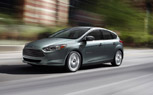 Ford Focus Electric Revealed as Blue Oval Plans Three More Electrified Vehicles by 2013