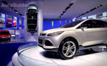Ford Vertrek Concept Video, First Look at the Next Ford Escape