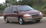 Ford Windstar Recalled Again; 425,000 Models Affected for Rusting Front Subframe
