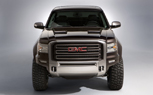 GMC Sierra All Terrain HD Concept: New Pictures Released Ahead of Detroit Debut