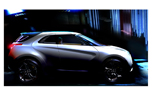 Hyundai Curb Concept Teased Ahead of Detroit Debut as a Coupe-Styled Crossover