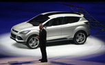 Detroit 2011: Ford Vertrek Previews New Escape, Kuga [Video]