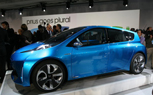 Toyota Prius c Concept Previews Stylish Higher Mileage, Lower Cost Model
