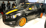 Detroit 2011: Chevy Sonic Hatch and Sedan Debut Alongside Sporty Z-Spec Concept