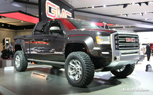 Detroit 2011: GMC Sierra All Terrain HD Concept Eats Raptors for Lunch