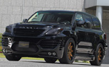 Invader L60 Debuts in Qatar as a Menacing 600-hp Lexus LX570