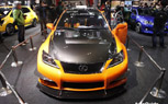 2011 Tokyo Auto Salon: Lexus IS-F CCS-R Concept Hints at Luxury Racer