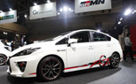 2011 Tokyo Auto Salon: Prius G Sports Concept Tells CR-Z it isn't The Only Fun One