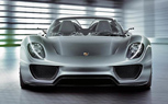Porsche 918 Coupe to Debut in Detroit, Cost $670,000