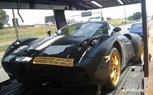 Pagani Huayra Official Name for Zonda Successor