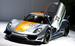 Detroit 2011: Porsche 918 RSR 'Looks to Continue Porsche's Success in Motorsports' [Video]