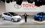 Toyota Planning 'Record-Breaking' Display at Chicago Auto Show