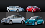 Detroit 2011: Prius v Wagon, Prius c Concept Expand Prius Badge to a Four Car Brand