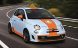 Gulf and Fiat Release Limited Edition Abarth 500 in Luxembourg