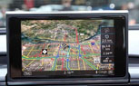 Audi Integrating Internet Based Navigation Systems