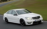 2012 Mercedes C63 AMG Gets New Transmission, Styling