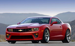 2012 Chevrolet Camaro Z28 to Debut at Chicago Auto Show