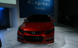 Detroit 2011: Honda Civic Concept Previews Production Car