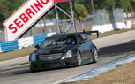 Cadillac CTS-V Coupe Race Car At Sebring [Video Inside]