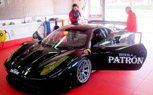 Ferrari 458 GT by Extreme Speed Motorsports Tests Ahead of ALMS Debut