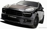 Hamann Porsche Cayenne Widebody, Mercedes SLS Widebody to Debut in Geneva