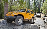 Jeep Offers Tips For Four-Wheeling In California