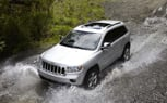 Jeep Grand Cherokee Diesel Bound For European Market