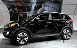 Kia Sportage SX Gets 2.0-Liter Turbo Engine in Canada