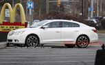 2012 Buick Lacrosse GS Spied