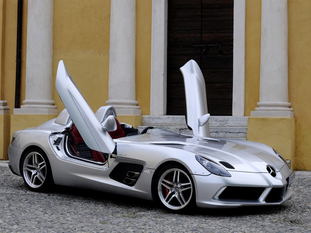 Awesome Mercedes Benz SLR McLaren Stirling Moss For Sale In Miami; If You Have To  Ask... » AutoGuide.com News