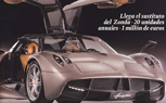 Pagani Huayra Has A Name And Face Only A Mother Could Love