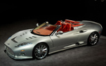 Spyker Aileron Spyder Forgoes Audi V8 in Favor of Corvette ZR1 Power