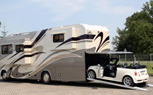 New VARIO Motorhome Features Built-In a Garage For Your MINI