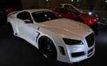 Veilside 4509 GTR Toyota Supra Takes Inspiration from Bentley, Audi R8