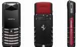 Talk Isn't Cheap on the Ascent Ferrari GT Cell Phone