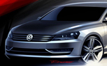 Volkswagen Passat Replacement To Debut At 2011 North American International Auto Show