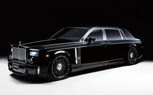 Wald International Gives Rolls-Royce Phantom the Black Bison Treatment