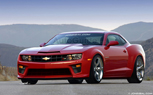 Chevrolet Camaro Z28 To Be Produced Starting January 1, 2012