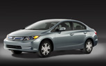 2012 Honda Civic Hybrid Revealed With 45-MPG Combined