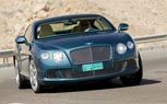 New Bentley V8 Will be Offered in Two Performance Levels
